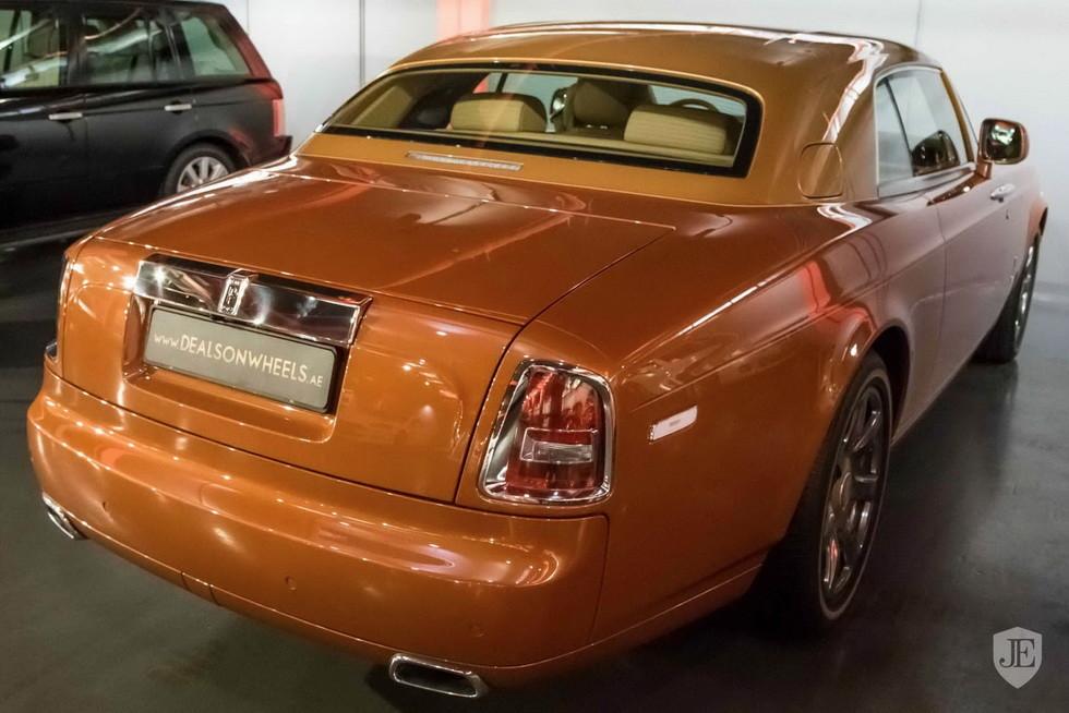 Уникальный Rolls-Royce пустят с молотка 1