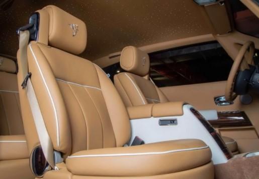 Уникальный Rolls-Royce пустят с молотка 3