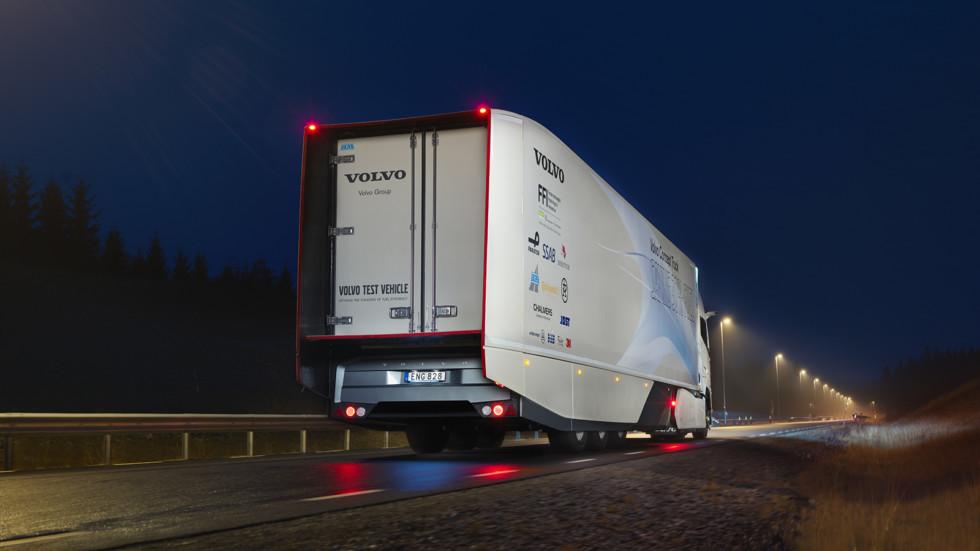 Volvo выводит конкурента Tesla Semi на рынок 2