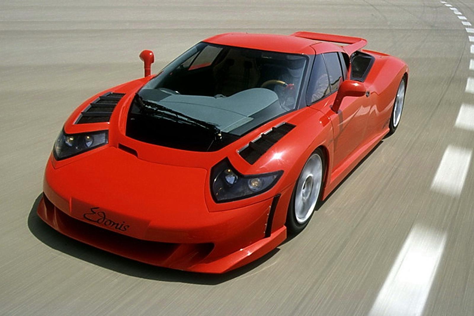 Легендарный суперкар Bugatti «восстанет из пепла» 1