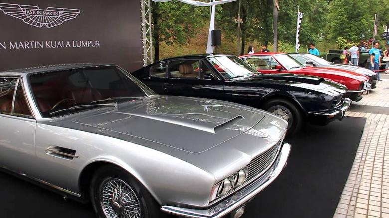 Малазийский султан приобрел автомобиль из «каменного века» 3
