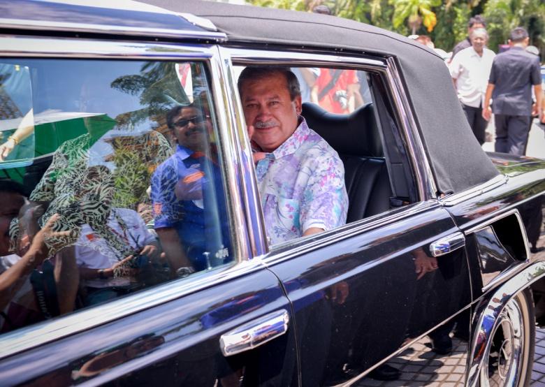 Малазийский султан приобрел автомобиль из «каменного века» 2