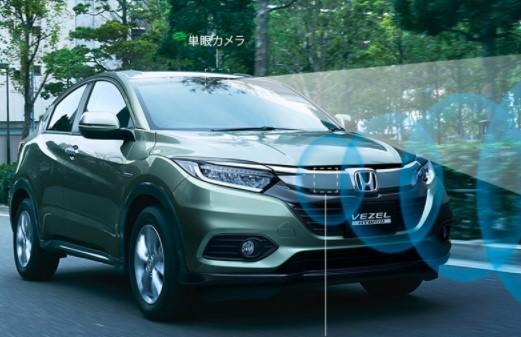Honda показала обновленный кроссовер CR-V 2