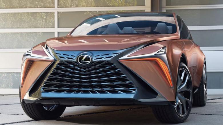 Поклонники Lexus разочарованы дизайном новых автомобилей марки 1
