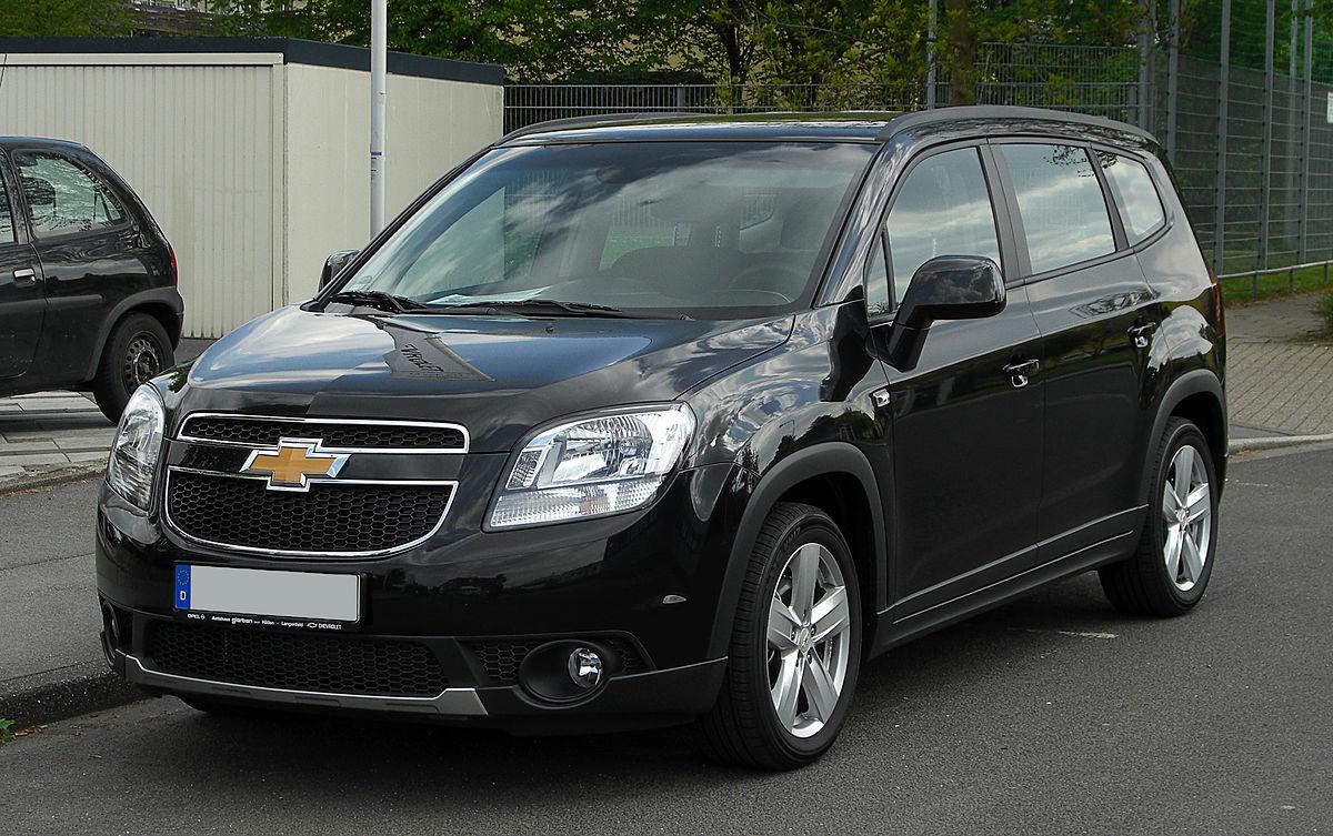 Узбеки перестанут выпускать Chevrolet Orlando 1
