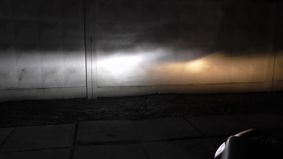 Стоит ли менять галогеновые фары на LED-лампы 3