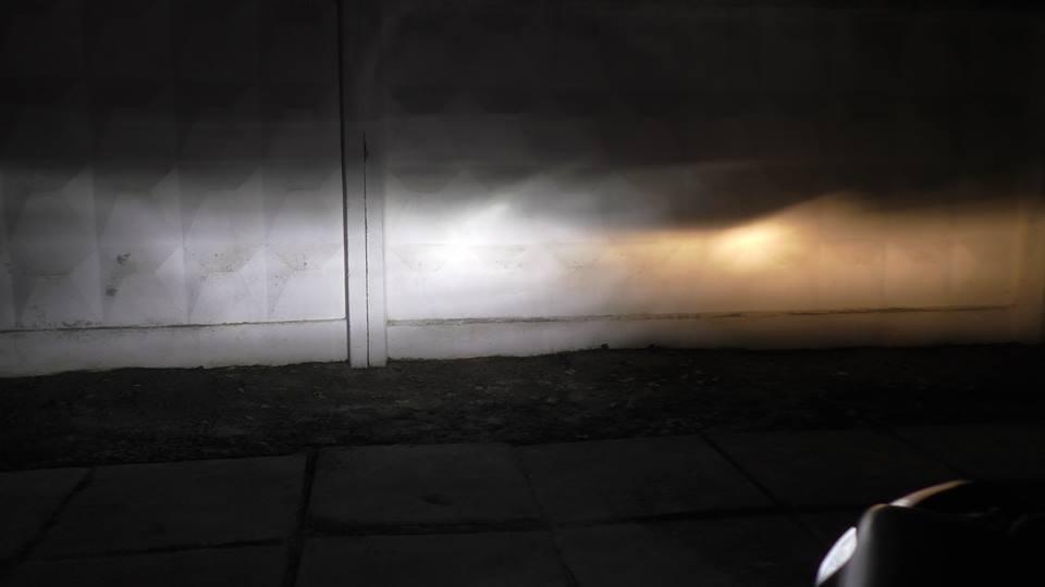 Стоит ли менять галогеновые фары на LED-лампы 4
