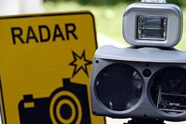В Швейцарии полицейский радар фиксирует по 10 нарушений ПДД в час 1