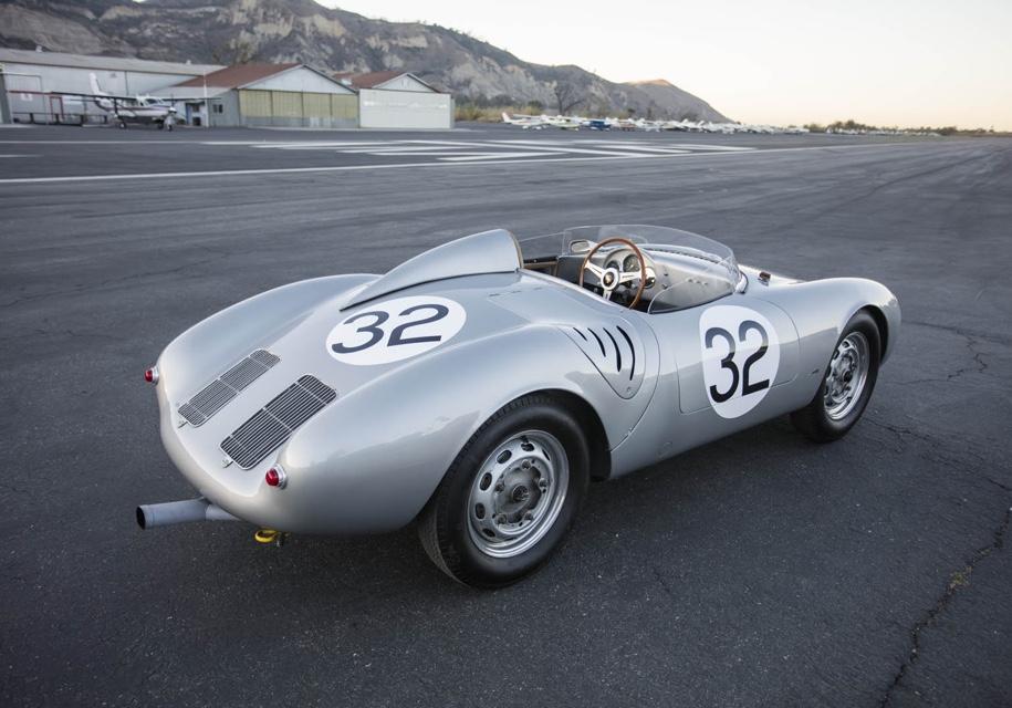 Редчайший Porsche продали за пять миллионов долларов 2