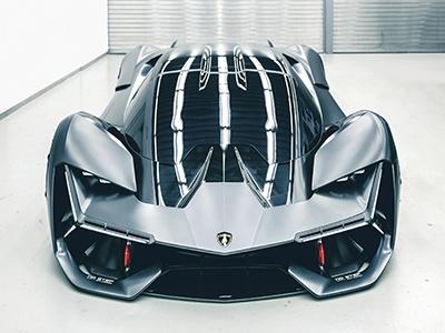Lamborghini Aventador станет гибридом 1