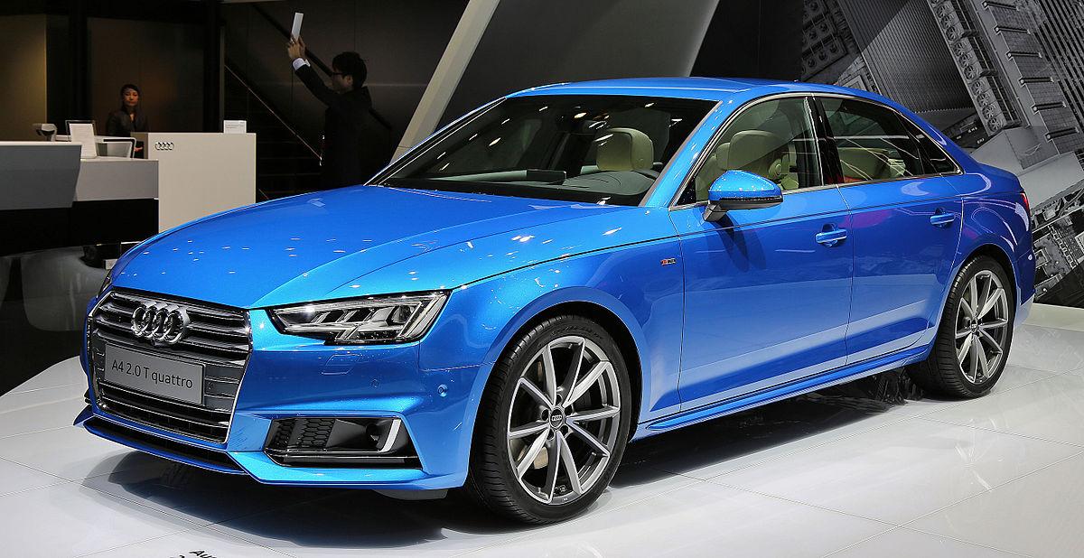 Audi заставили отозвать более 100 тысяч автомобилей 1