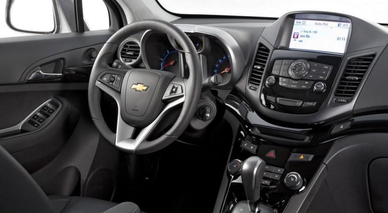 Узбеки перестанут выпускать Chevrolet Orlando 2