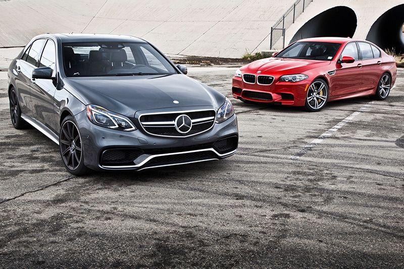 BMW планирует «заткнуть за пояс» Mercedes-Benz 1