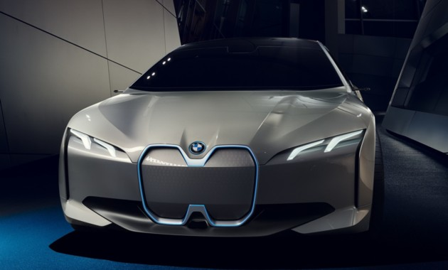 В BMW рассказали о премьере «автомобиля будущего» 1