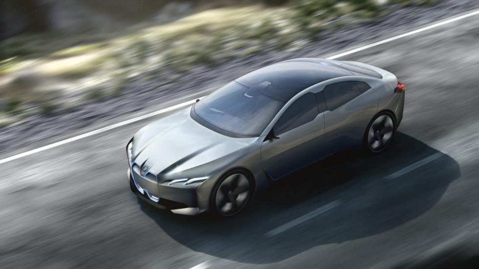 В BMW рассказали о премьере «автомобиля будущего» 2