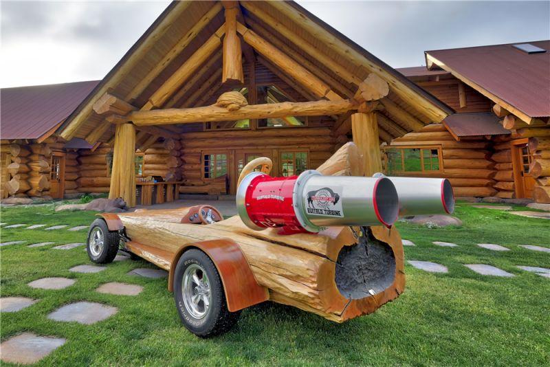 Канадцы построили деревянный электрокар, который «взрывает» сознание 2