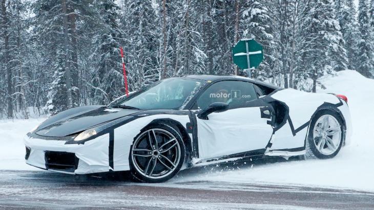 Ferrari представит самый мощный суперкар в истории 1