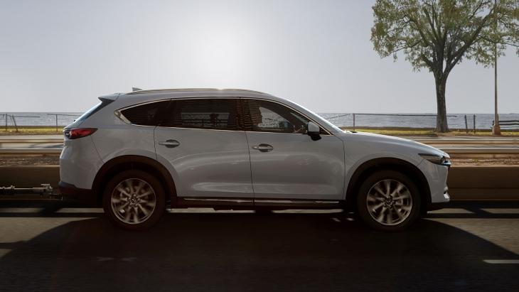Mazda «похвасталась» своим достижением 2