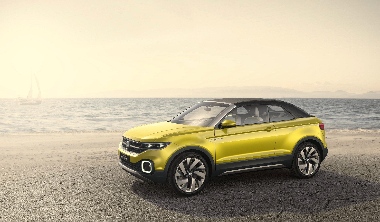 Volkswagen анонсировал премьеру кроссовера T-Cross 2