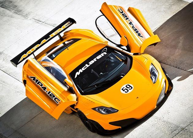 McLaren идет против «системы» 2