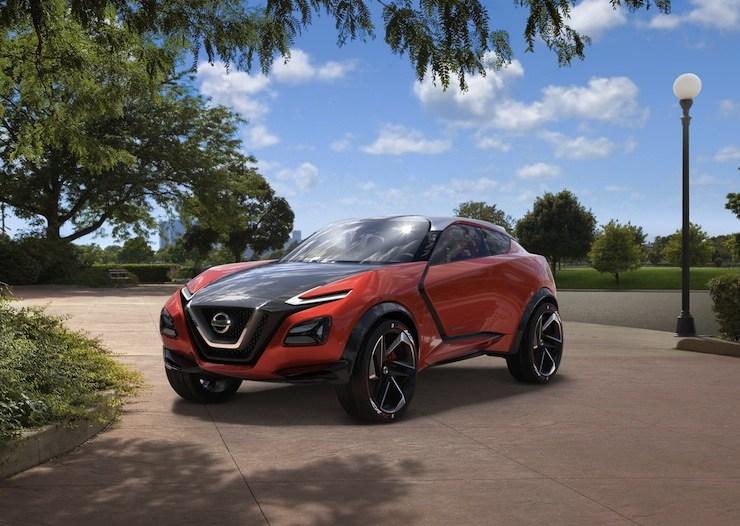 Nissan может представить новый Juke уже в этом году 2