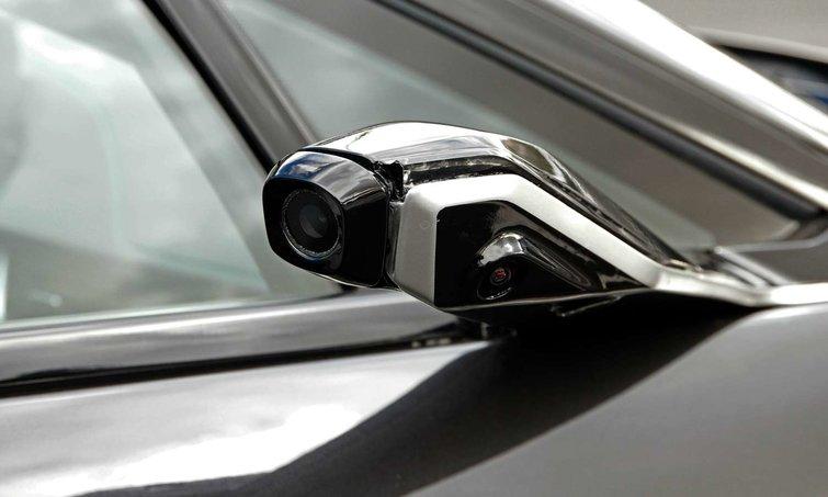 Автопроизводители «отказываются» от зеркал заднего вида 2