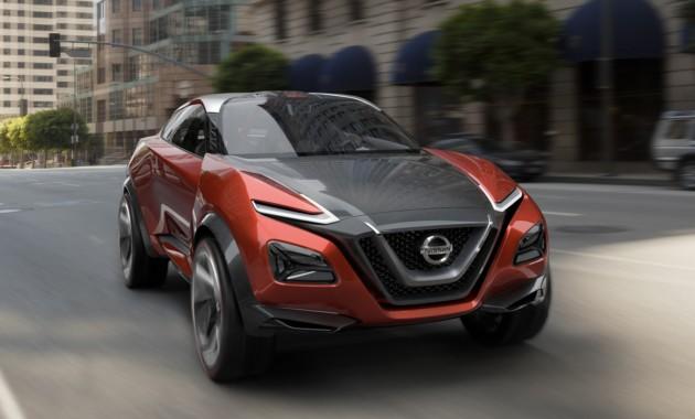 Nissan может представить новый Juke уже в этом году 1