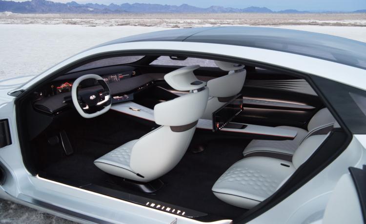 Марка Infiniti объявила электрификацию модельного ряда 2