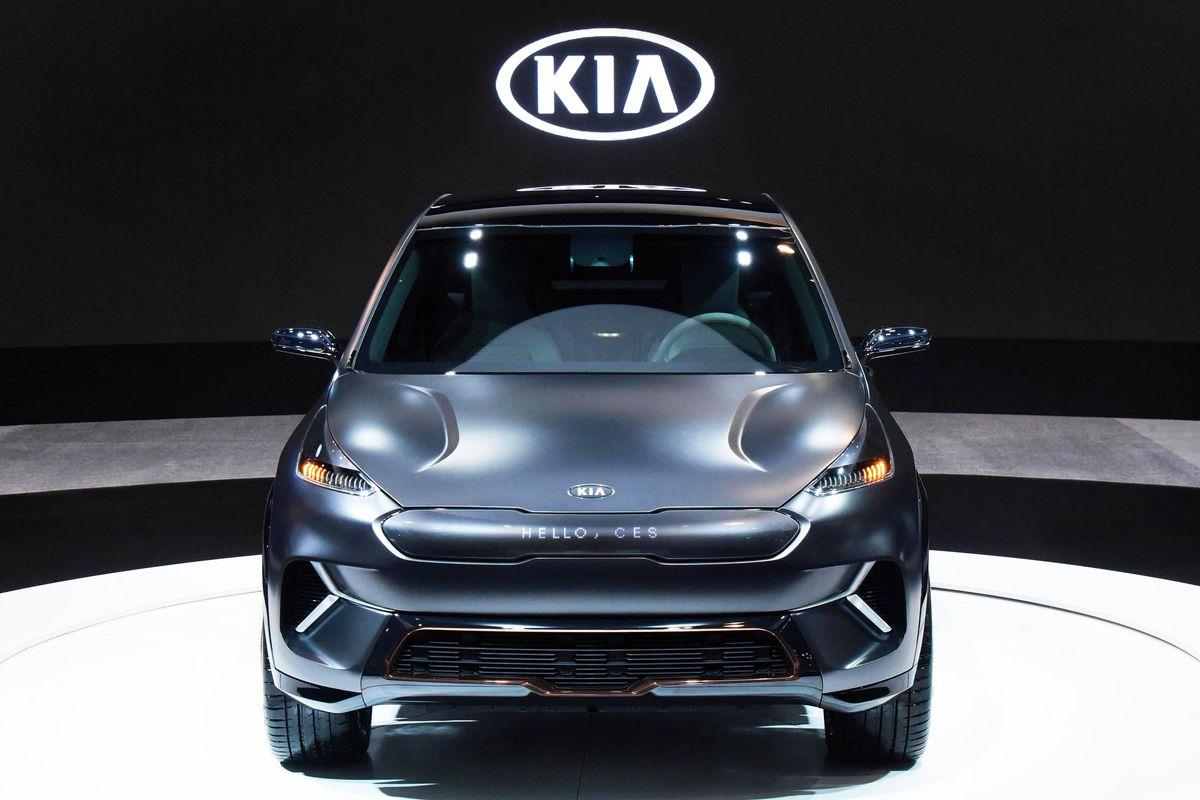 Kia разрабатывает беспилотный автомобиль 1