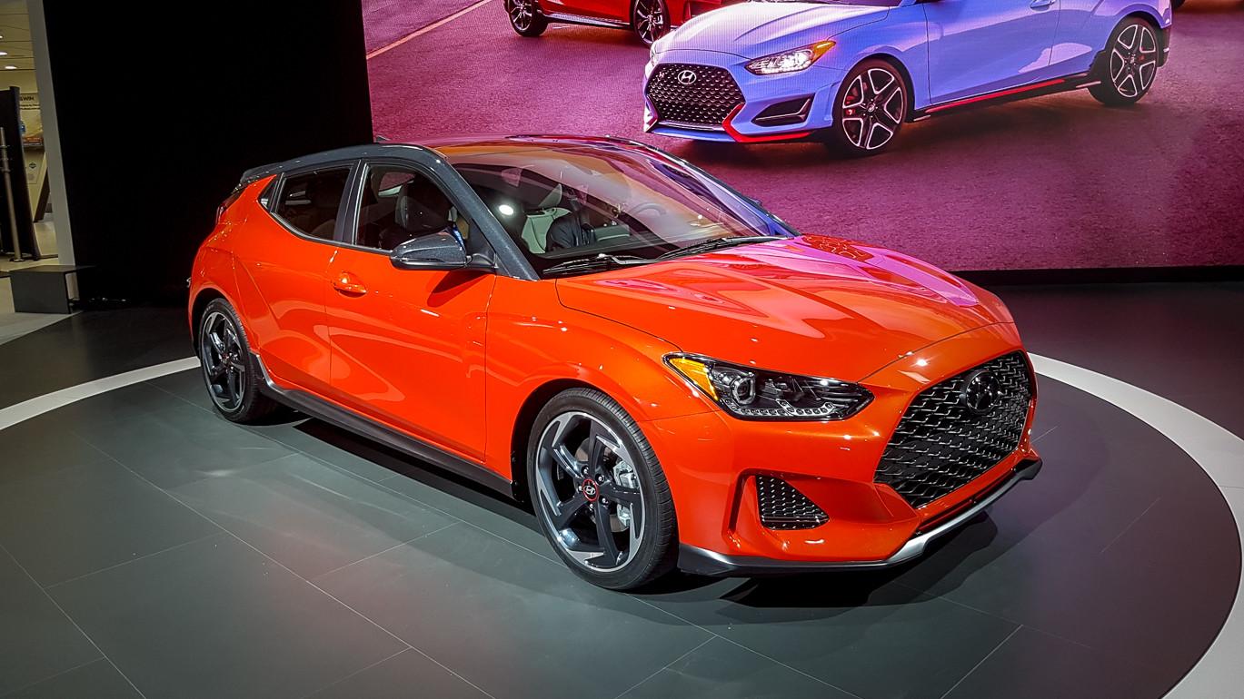 Hyundai представил «самое странное купе» 1