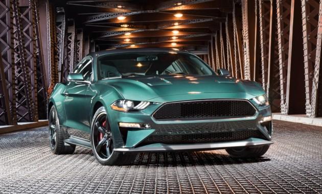 Легендарный Ford Mustang получил особую версию 1