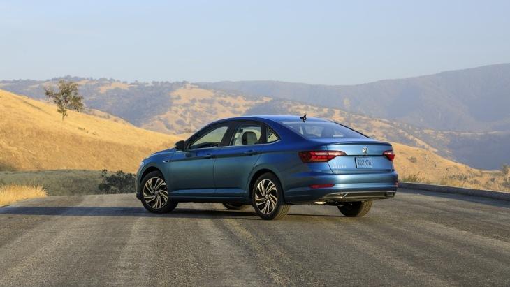 Детройт 2018: Volkswagen официально представил Jetta нового поколения 2