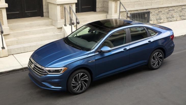 Детройт 2018: Volkswagen официально представил Jetta нового поколения 1