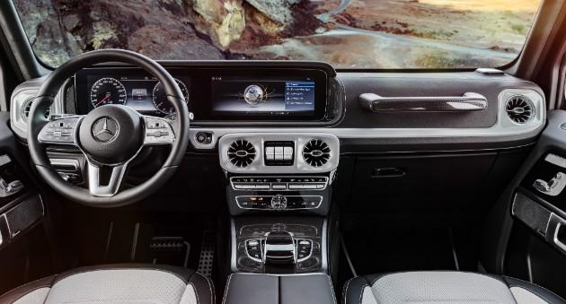 Mercedes-Benz презентовал абсолютно новый «Гелендваген» 4