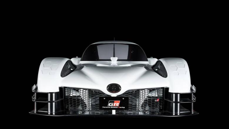 Toyota представила 1000-сильный концепт 1
