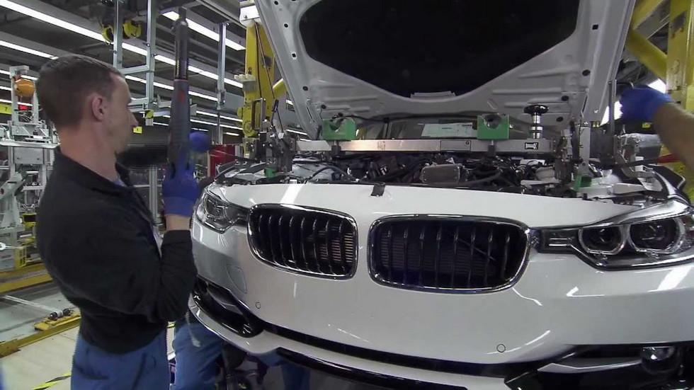 Рабочие заводов Audi и BMW недовольны низкой зарплатой 2
