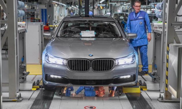 Рабочие заводов Audi и BMW недовольны низкой зарплатой 1