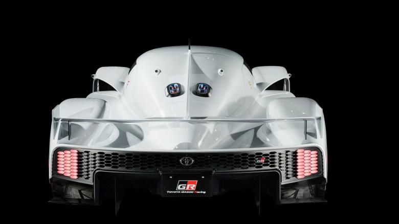 Toyota представила 1000-сильный концепт 3