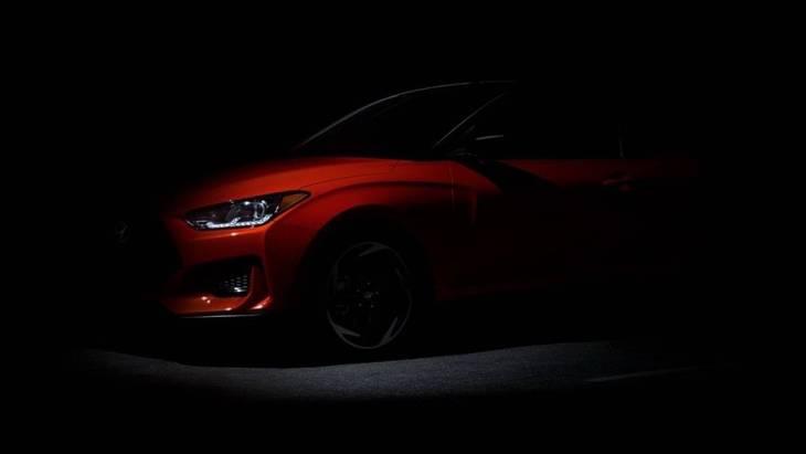 Hyundai выпустил финальный тизер нового Veloster 1