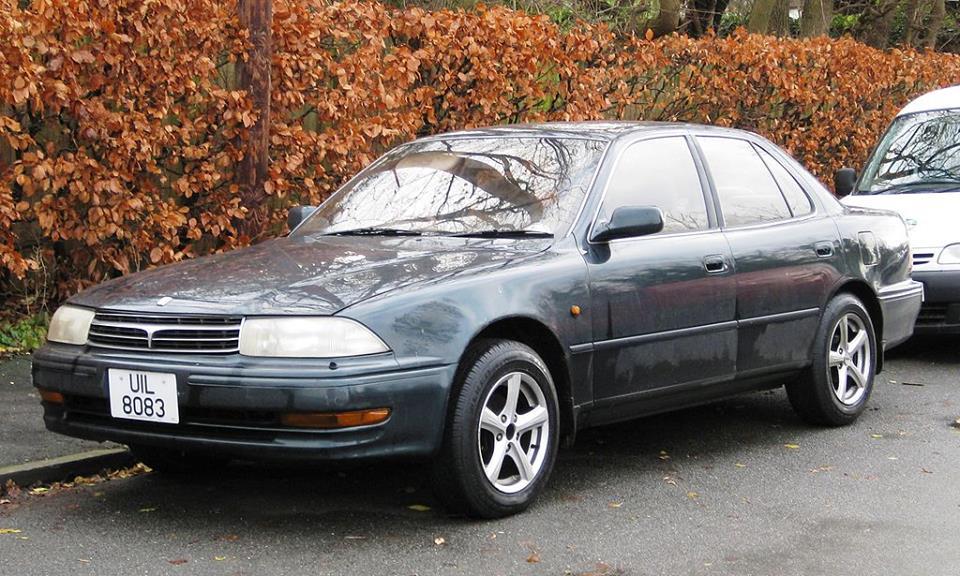 Автомобиль за 3000 долларов: тест-драйв Toyota Camry 1