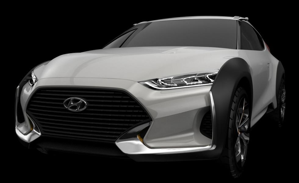 Hyundai выпустит собственный суперкар 1