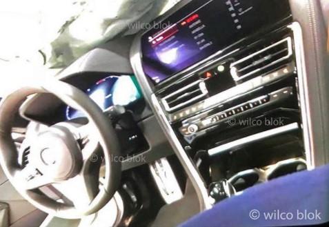 BMW 8-Series без камуфляжа «попался» фотошпионам 2