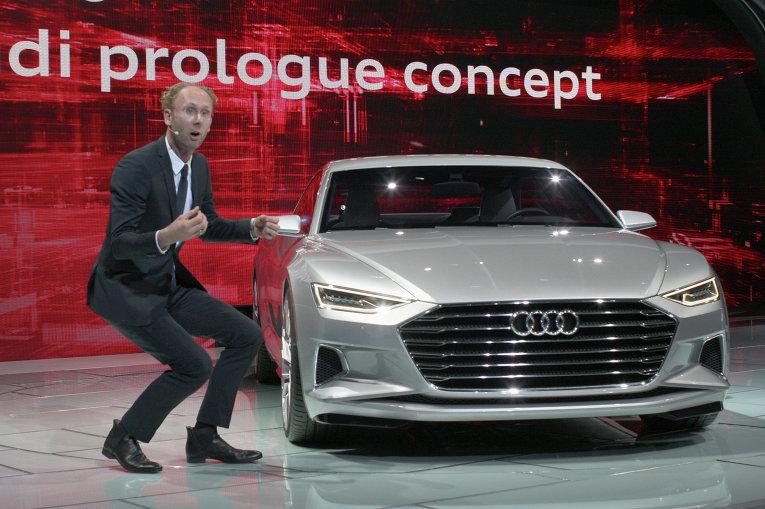Audi перестанет выпускать «сосиски разной длины» 2