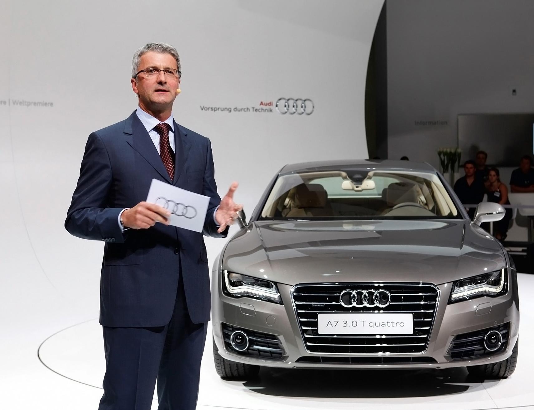 Audi перестанет выпускать «сосиски разной длины» 1