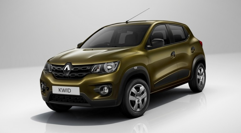 Renault покажет новый концепт 1