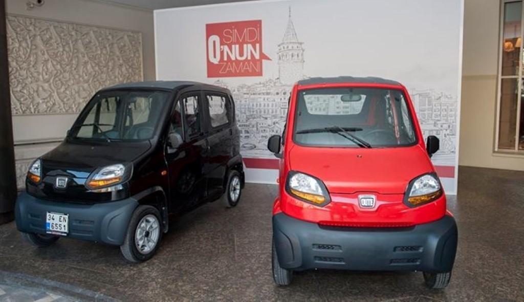 Самый дешевый в мире автомобиль прибыл в Украину 1