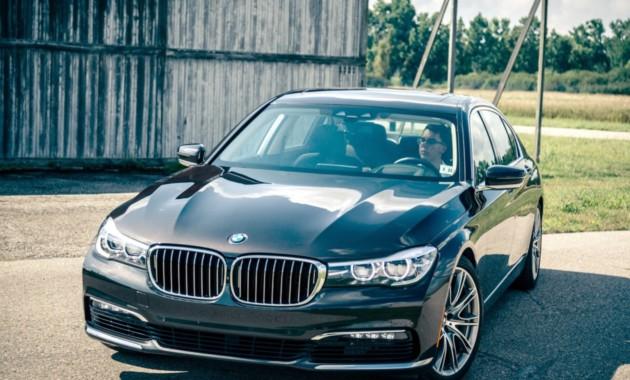 В BMW рассказали о дебюте обновленного седана 7 серии 1