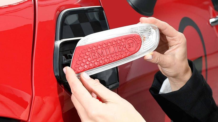 MINI будет совершенствовать выпущенные автомобили с помощью лазера и 3D-печати 1