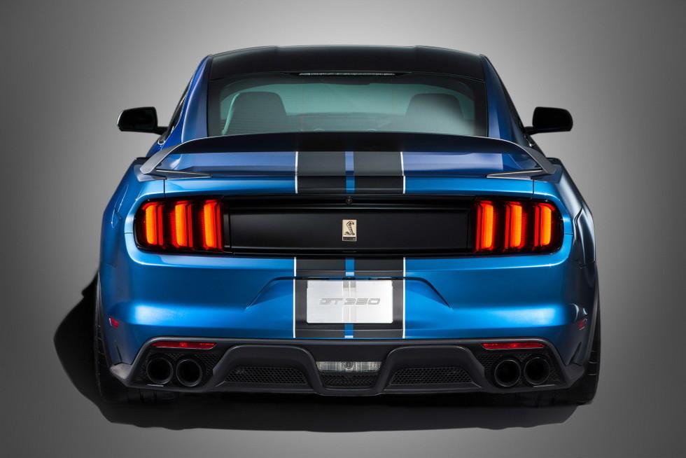 Новый Ford Mustang преодолеет 320 километров в час 2