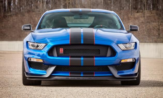 Новый Ford Mustang преодолеет 320 километров в час 1